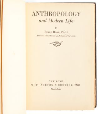 Image 4 of 6 for Anthropology and Modern Life