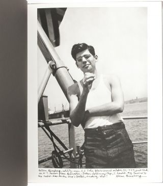 Image 3 of 7 for Allen Ginsberg: Photographs (Signed Limited