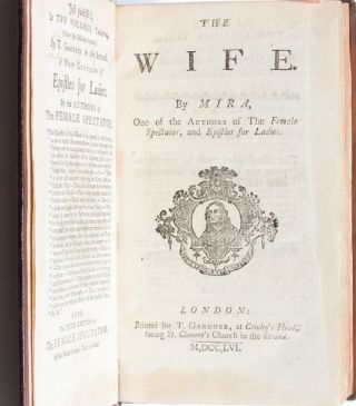 Image 5 of 8 for The Wife. By Mira, one of the authors of The Female Spectator and Epistles for...