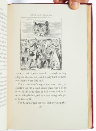 Alice's Adventures in Wonderland (Signed by Frederic Warde)