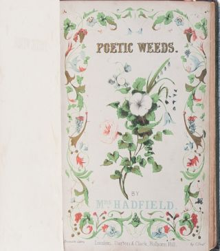 Image 4 of 7 for Poetical Weeds