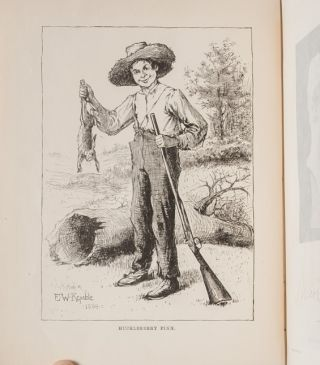 Image 4 of 9 for Adventures of Huckleberry Finn