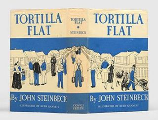 Tortilla Flat (Inscribed First Edition)