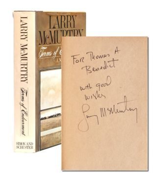 Image 1 of 8 for Terms of Endearment (Signed First Edition