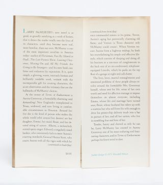 Image 3 of 8 for Terms of Endearment (Signed First Edition