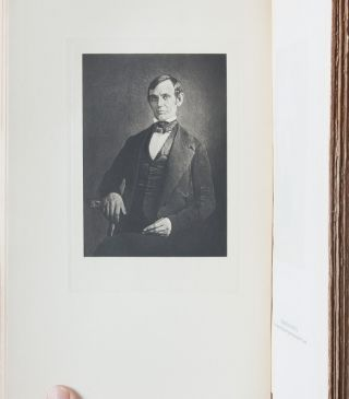 Image 7 of 9 for Abraham Lincoln, 1809-1858 (Manuscript Edition in 4 vols