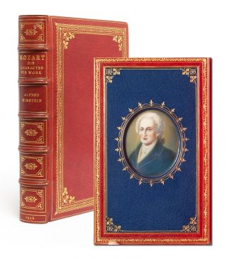 Image 1 of 7 for Mozart: His Character, His Work [Cosway style binding