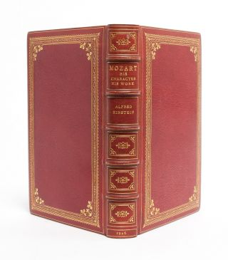 Image 2 of 7 for Mozart: His Character, His Work [Cosway style binding