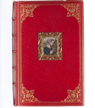 Image 1 of 8 for Michelangelo [Cosway style binding