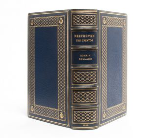 Image 2 of 8 for Beethoven the Creator [Cosway style binding