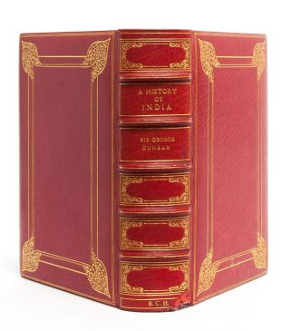 Image 2 of 8 for A History of India From the Earliest Times to Present Day [Cosway style binding