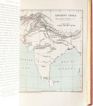 Image 7 of 8 for A History of India From the Earliest Times to Present Day [Cosway style binding