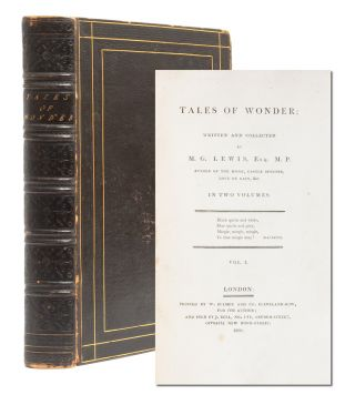 Image 1 of 7 for Tales of Wonder (Fore-edge painting