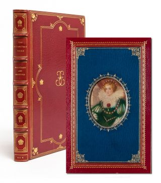 Image 1 of 8 for The Elizabethan Home Discovered in 2 Dialogues [Cosway style binding