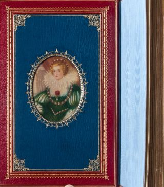 Image 3 of 8 for The Elizabethan Home Discovered in 2 Dialogues [Cosway style binding