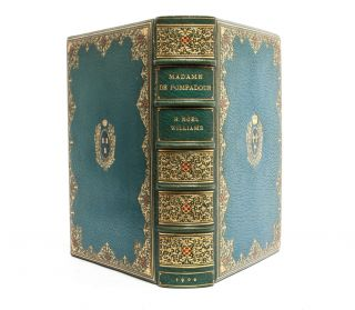 Image 2 of 9 for Madame de Pompadour [Jeweled Cosway-style binding