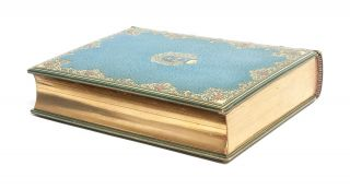 Image 9 of 9 for Madame de Pompadour [Jeweled Cosway-style binding