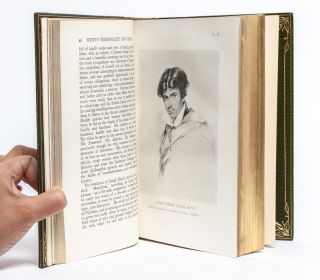 Image 8 of 9 for John Keats: His Life and Poetry, His Friends and Critics, and After Fame [Cosway...