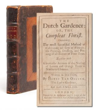 Image 1 of 8 for The Dutch Gardener: or, the Compleat Florist
