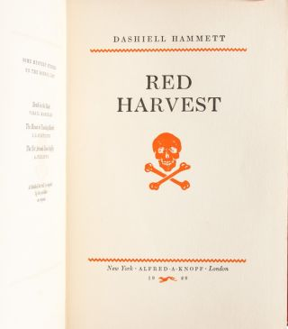 Image 4 of 7 for Red Harvest