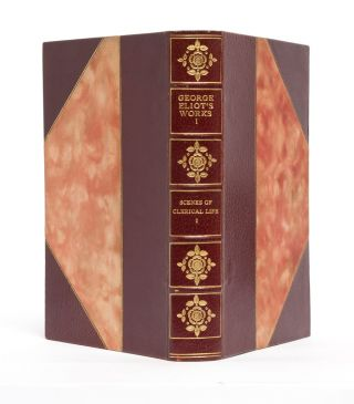 The Writings of George Eliot (in 25 vols)
