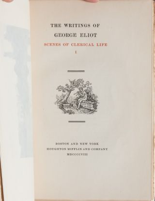 Image 6 of 8 for The Writings of George Eliot (in 25 vols