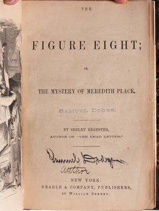 The Figure Eight; or, The Mystery of Meredith Place