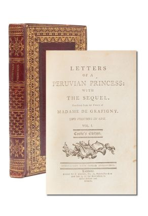 Image 1 of 9 for Letters of a Peruvian Princess: With the Sequel (Association Copy