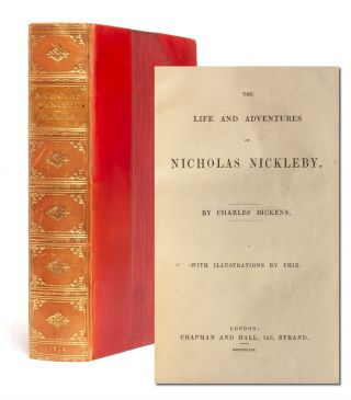 Image 1 of 8 for The Life and Adventures of Nicholas Nickleby