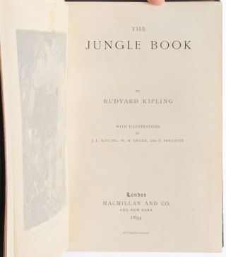 Image 6 of 9 for The Jungle Book & The Second Jungle Book