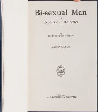 Bi-Sexual Man or Evolution of the Sexes