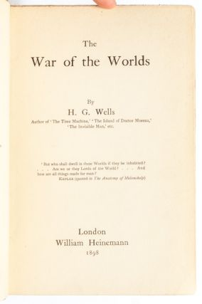 Image 4 of 7 for The War of the Worlds