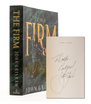 Image 1 of 9 for The Firm (Inscribed first edition