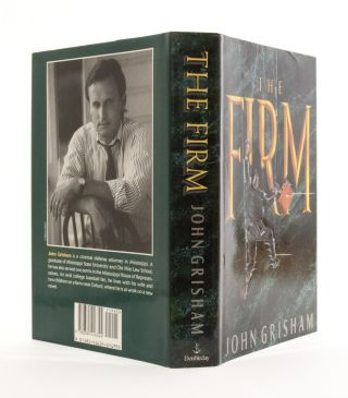 Image 2 of 9 for The Firm (Inscribed first edition