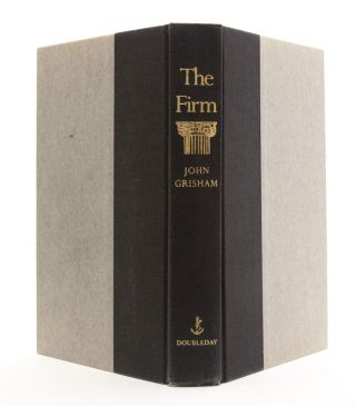 Image 4 of 9 for The Firm (Inscribed first edition