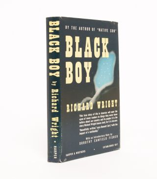 Image 1 of 8 for Black Boy: A Record of Childhood and Youth