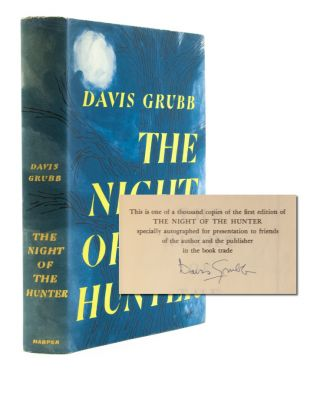 Image 1 of 8 for The Night of the Hunter (First edition signed