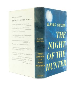Image 2 of 8 for The Night of the Hunter (First edition signed