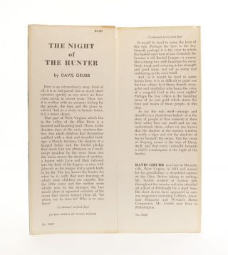 Image 3 of 8 for The Night of the Hunter (First edition signed
