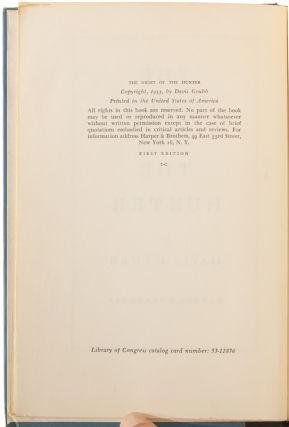 Image 7 of 8 for The Night of the Hunter (First edition signed