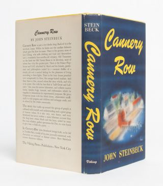 Cannery Row (Inscribed First Edition)