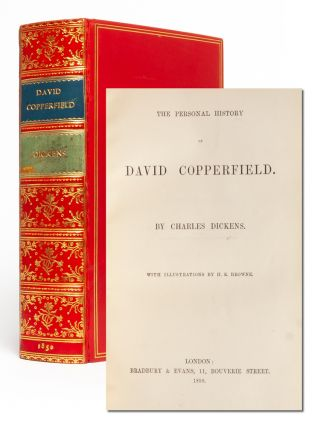 Image 1 of 7 for The Personal History of David Copperfield (with Signature