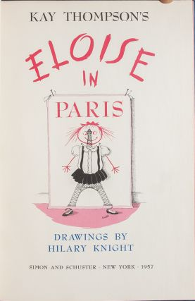 Image 6 of 9 for Eloise in Paris