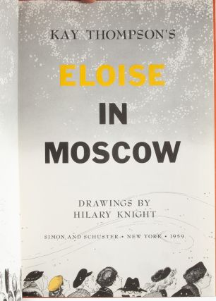 Image 6 of 9 for Eloise in Moscow