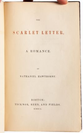 Image 4 of 7 for The Scarlet Letter: A Romance