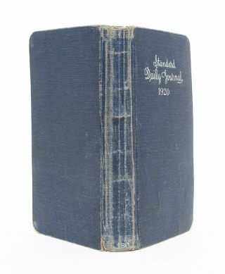 Image 1 of 7 for A nurse and women's club leader keeps a diary in the year American women gained...