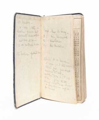 Image 2 of 7 for A nurse and women's club leader keeps a diary in the year American women gained...
