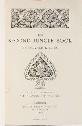 Image 9 of 11 for The Jungle Book & The Second Jungle Book
