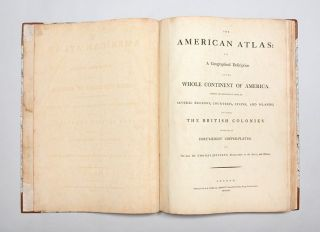 Image 9 of 13 for The American Atlas: or, A Geographical Defcription of the Whole Continent of...