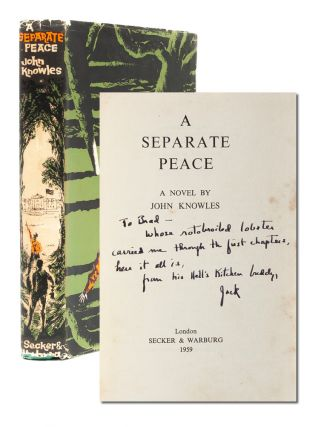 Image 1 of 8 for A Separate Peace (Presentation copy